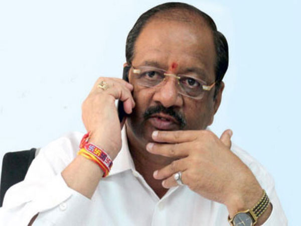 File photo of BJP MP Gopal Shetty