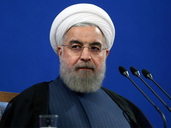 US is the real 'leader of world terrorism': Iranian President Hassan Rouhani