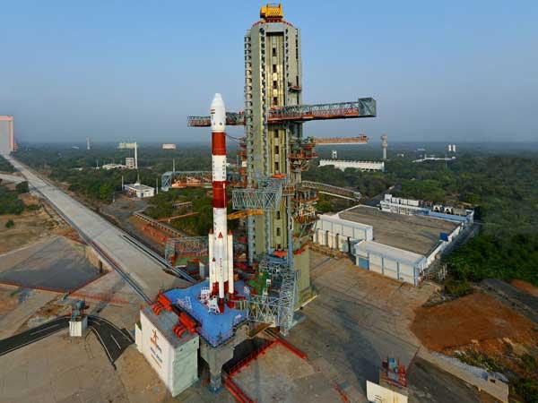 After 'Mission Shakti', PSLV-C45 lifts off with EMISAT, 28 international satellites