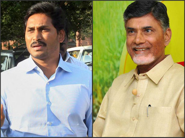 [Naidu finds fault with EVM for fear of losing: YSRCP]