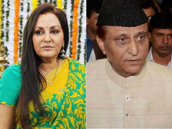 In Rampur, Jaya Prada to take on one-time friend Azam Khan