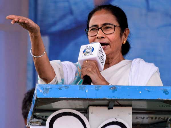 Modi suffering from 'haratanka', says Mamata Banerjee