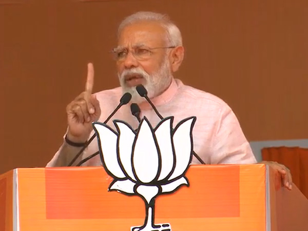 'Taking action against terrorists wasn't liked by some people', says PM Modi in Amroha