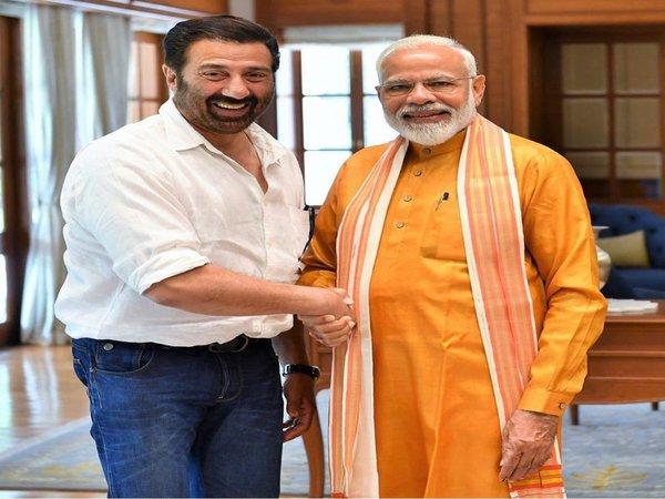 'Hindustan zindabad hai, tha aur rahega': PM Modi tweets after meeting Sunny Deol