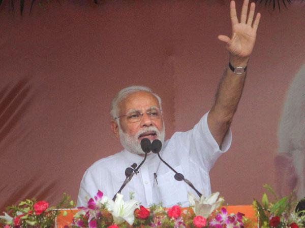 'Sab ghungroo bandhke taiyar ho gaye': Modi's barb at opposition over PM candidate