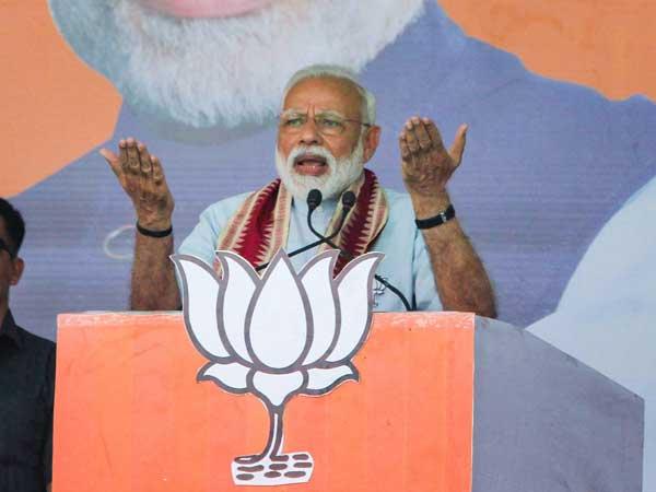 'Document of lies, hypocrisy': PM Modi on Congress manifesto
