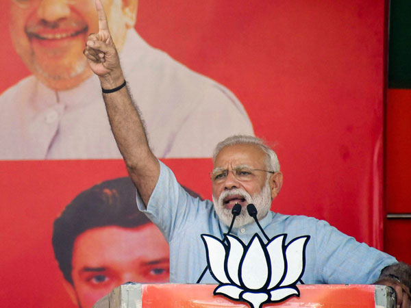 Speedbreaker Didi only cares about politics and not poor: Modi in Siliguri