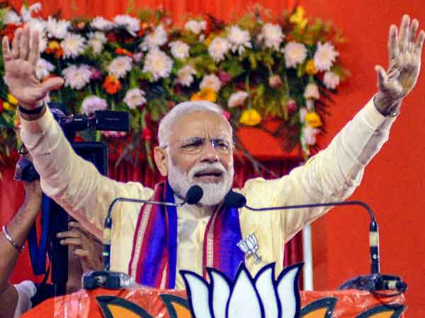 Confident of return, Modi draws up agenda for next three months