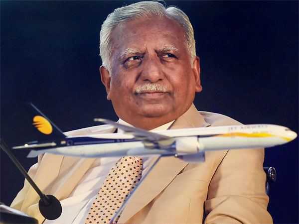 File photo of Naresh Goyal