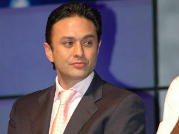 Business tycoon Ness Wadia