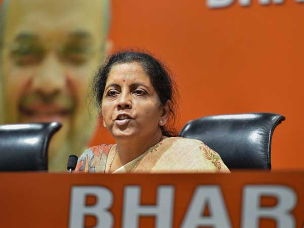 Sounds fanciful and amusing, says Sitharaman on Pak FMs claim that India would strike soon