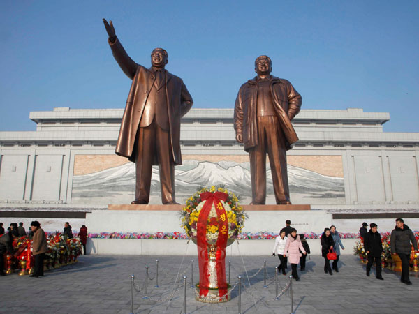 Tourist numbers double at North Koreas annual marathon
