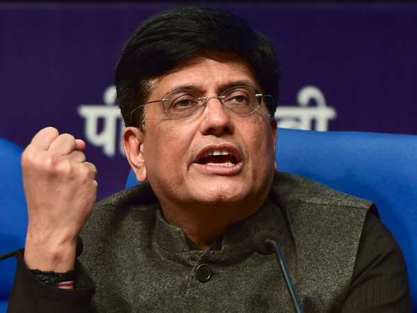 Rise above appeasement and dynasty politics: Piyush Goyal to Congress