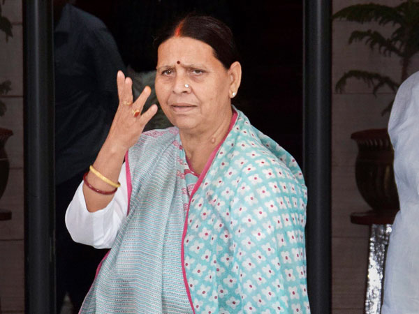 Rabri Devi backs rape convict Raj Bhallabh Yadav, campaigns for his wife in Nawada