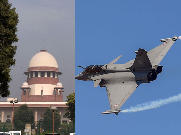 Rafale: Plea of perjury misconceived, Centre tells SC