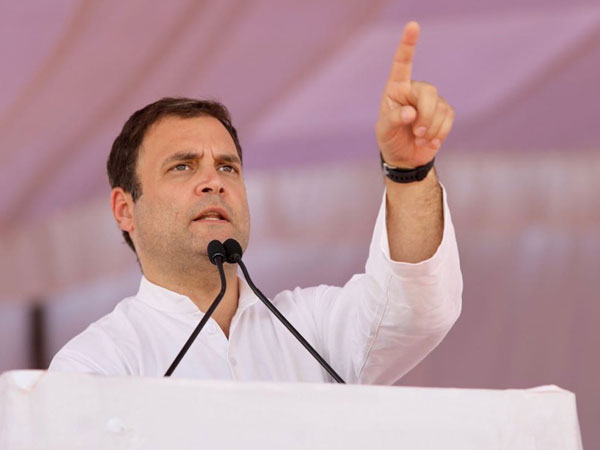 Rahul Gandhi challenges PM Modi for 'open book' debate on corruption