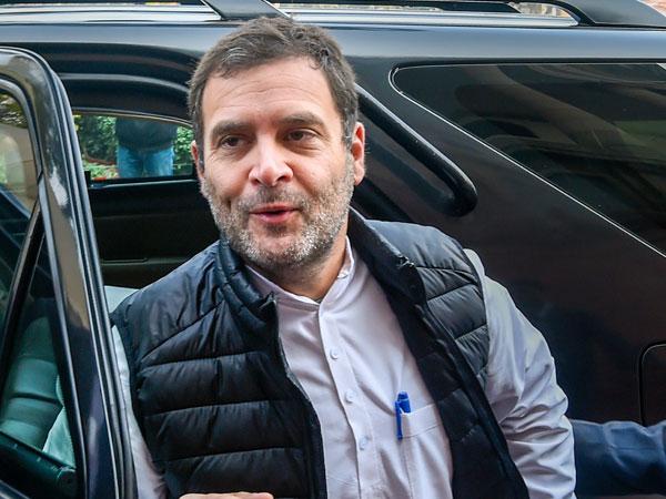 Rahul Gandhi's Amethi nomination valid, declares poll body