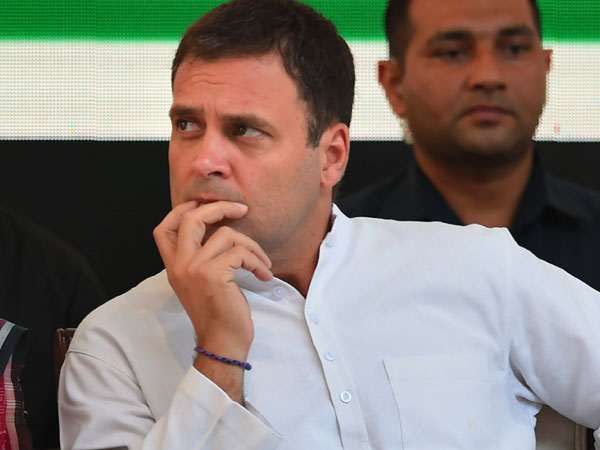 CWC rejects Rahul Gandhi's offer to quit as Congress President