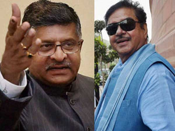 In Patna Saheb it would be Sinha's star power vs Prasad's cadre