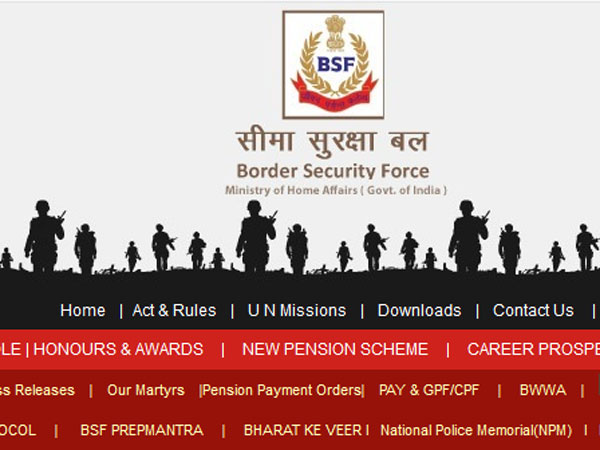 Job alert: BSF recruitment 2019, vacancies for post of 1,072 head constables