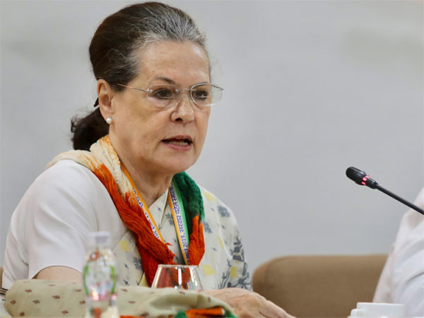 Senior Congress leader Sonia Gandhi