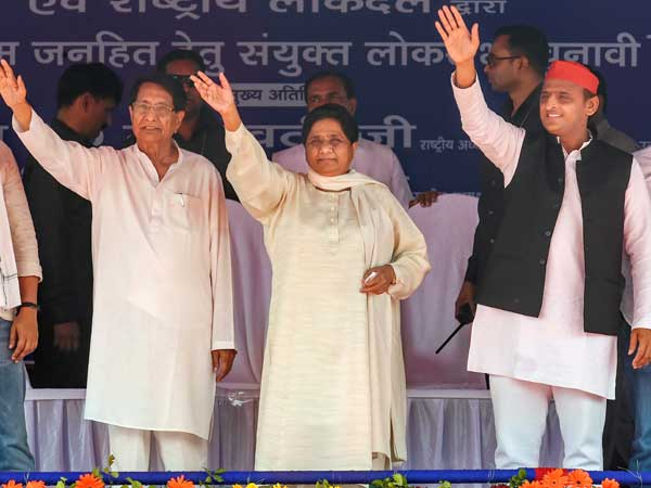 Akhilesh will ditch Mayawati after May 23, says Deputy CM