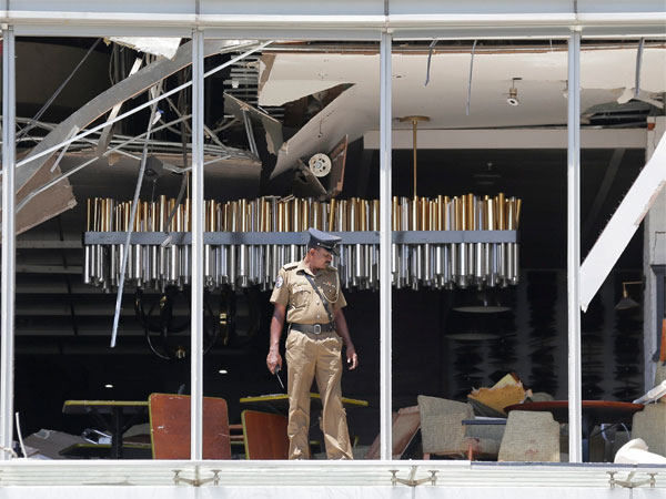 NTJ backed by ISIS behind Colombo suicide bombings