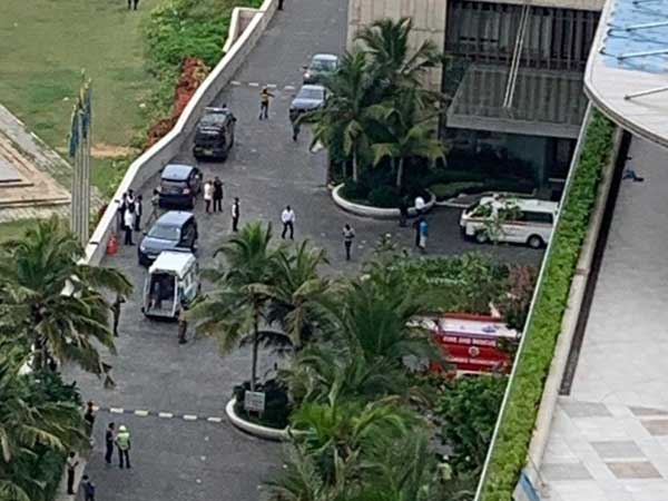 Sri Lanka terror attack: Blast heard in Pugoda town near Colombo