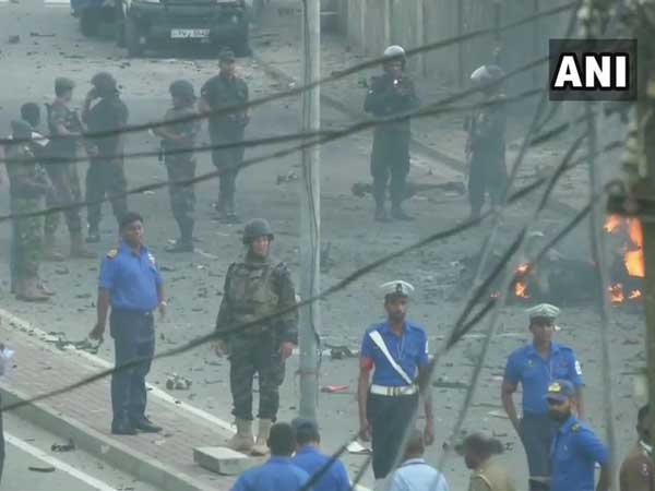 Sri Lanka bomb blasts: Fresh explosion near church in Colombo
