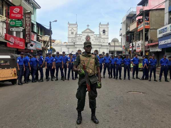 Suicide bombers, RDX: What made the Colombo bombings so lethal