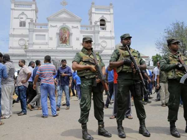 Curfew lifted in Sri Lanka after arrest of 24 suspects