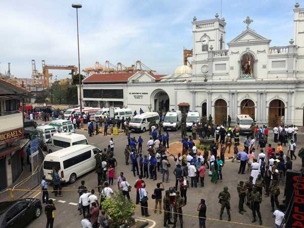 Sri Lanka blasts: 6 Indians among 290 killed, 24 suspects arrested