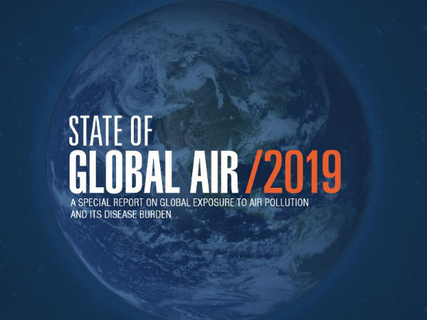 State of Global Air 2019 report