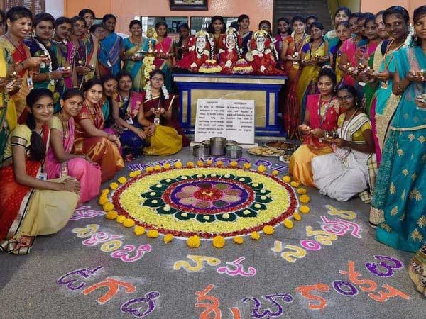 Ugadi celebrated with traditional fervour in Telangana