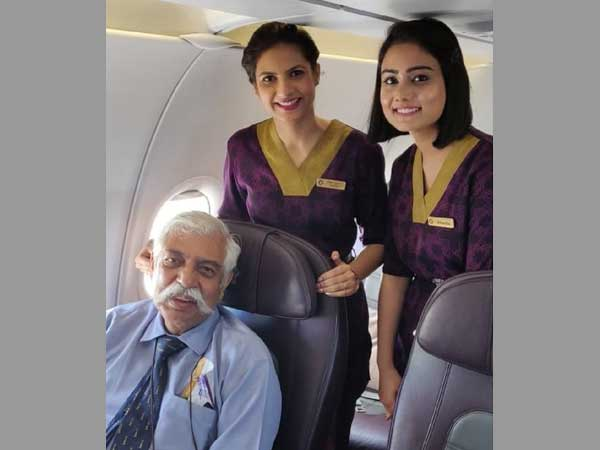 #BoycottVistara trends on Twitter after airline posts picture of GD Bakshi, then deletes it