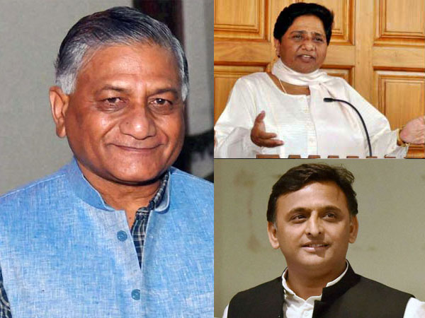 Ghaziabad: A battle to watch out for as former army boss takes on SP-BSP