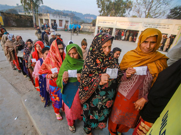 78 lakh voters set to elect 6 candidates in a tense J&K poll
