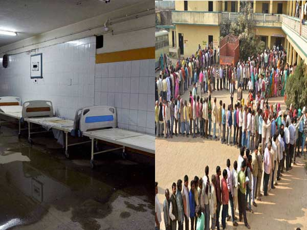 Rural Assam demands better hospitals from Govt