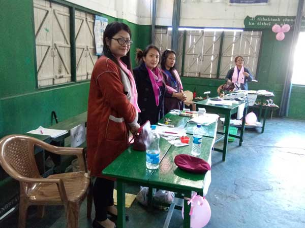 117 all women polling stations in Mizoram