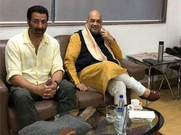 Actor Sunny Deol joins BJP, likely to contest from Punjab's Gurdaspur