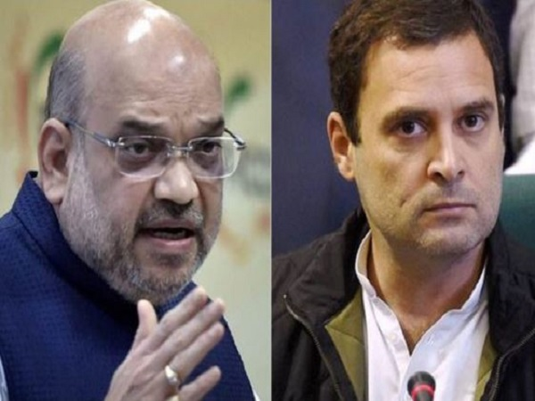 Lok Sabha elections 2019 polling LIVE: Fates of Amit Shah, Rahul Gandhi to be sealed today
