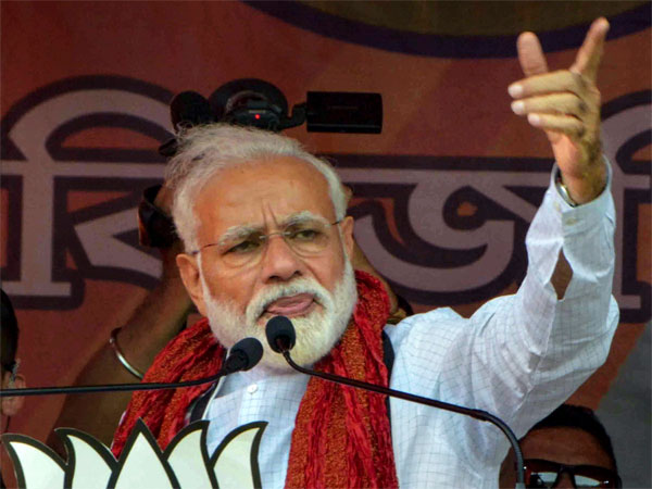 [Modi in Aligarh: 'Surgical strike after first mistake, air strike after second, what after third...']