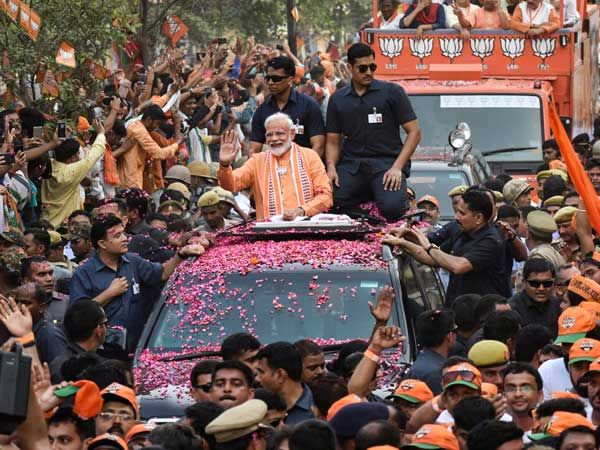 Seeking re-election in temple town, PM Modi to file nomination from Varanasi today