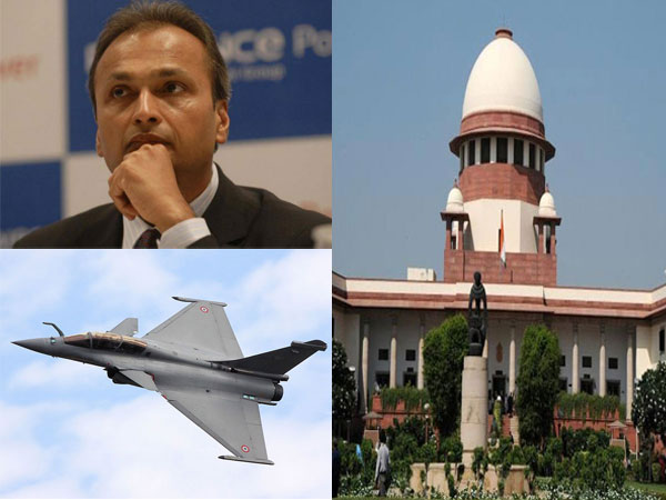 Rafale review: SC will look into appointment of Anil Ambani owned company as offset partner