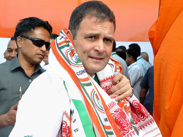 Rahul's another gaffe erodes his credibility