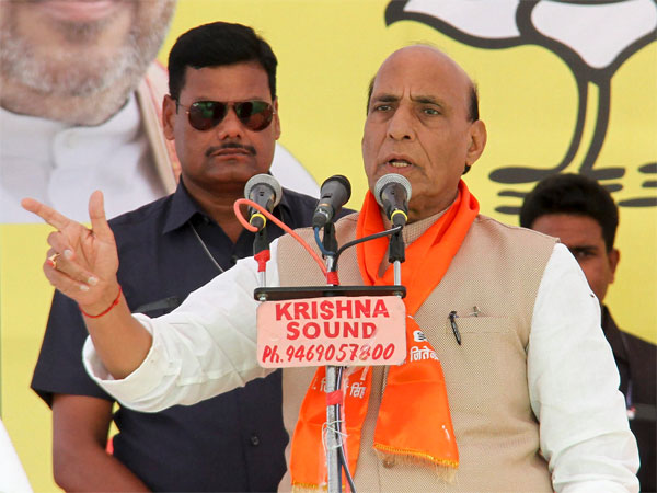 Is Gadkari in PM race? All these are khyali pulao' and nothing else, says Rajnath
