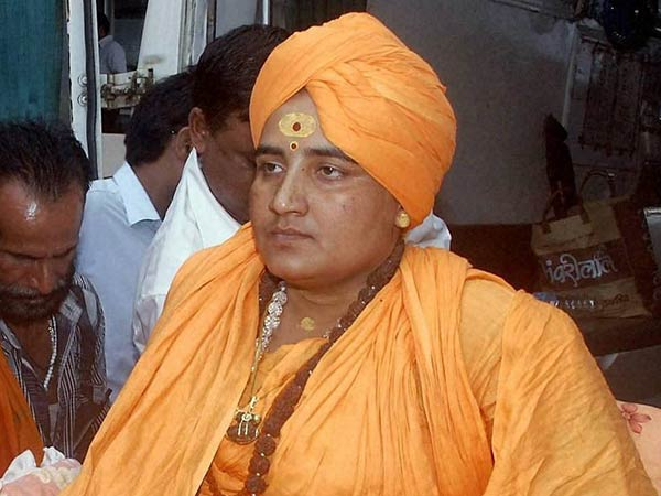 'Tortured in jail for confession': Sadhvi Pragya breaks down while narrating her ordeal