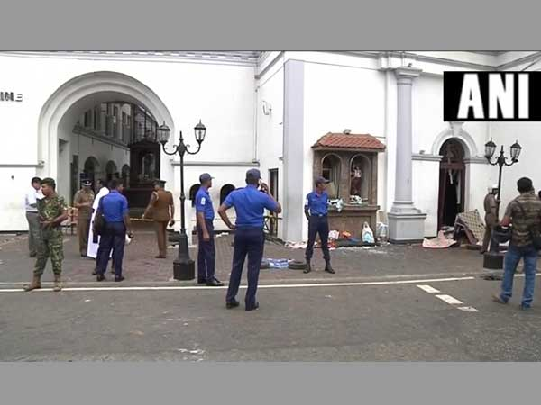 Sri Lanka in state of emergency after six blasts killed several people