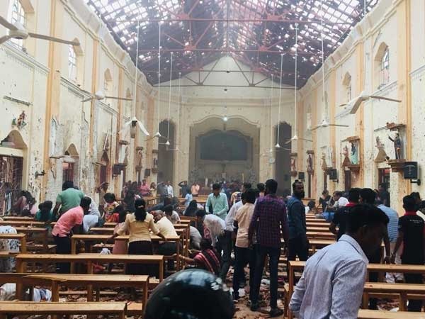 On April 11 Sri Lankan police were warned about attacks on 11 churches