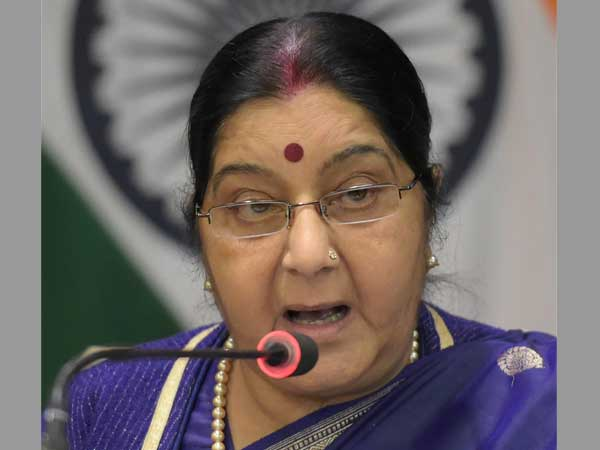 No Pak soldier or citizen died in Balakot air strike: Sushma Swaraj
